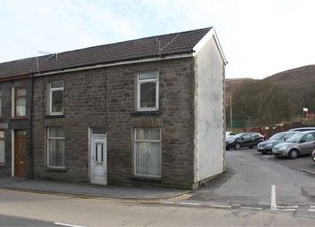 Thumbnail End terrace house to rent in High Street, Cymmer, Porth, Rhondda Cynon Taff.