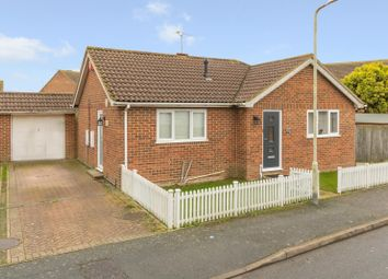 Thumbnail 2 bedroom detached bungalow for sale in The Meadows, Herne Bay