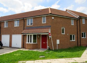 Thumbnail 3 bedroom terraced house for sale in Newbiggin Place, Leicester