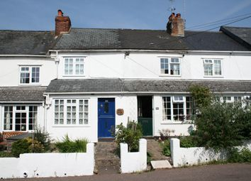 Thumbnail 2 bed terraced house for sale in High Street, Silverton, Exeter