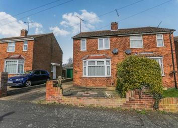 Thumbnail 2 bedroom semi-detached house for sale in Runfold Avenue, Luton, Bedfordshire
