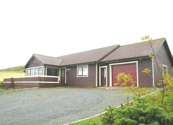 Thumbnail 4 bed detached bungalow for sale in Brekkaburn, Ollaberry, Shetland