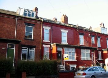 Thumbnail 2 bed terraced house to rent in Seaforth Grove, Harehills, Leeds