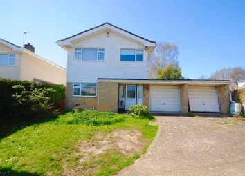 Thumbnail 3 bed detached house for sale in South Western Crescent, Lower Parkstone, Poole