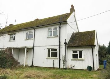 Thumbnail 3 bedroom semi-detached house for sale in 1 Swedish Houses, Lynsted Lane, Lynsted, Sittingbourne, Kent