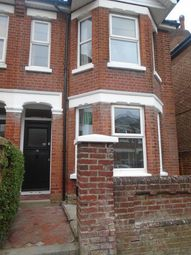 Thumbnail 4 bed semi-detached house to rent in Burlington Road, Polygon, Southampton