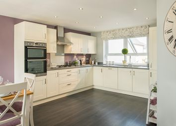 """Thumbnail 4 bedroom link-detached house for sale in """"Thornbury 1"""" at The Green, Chilpark, Fremington, Barnstaple"""