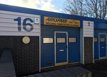 Thumbnail Light industrial to let in Unit 16 Mitchell Close, Segensworth East, Fareham