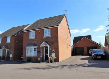 Thumbnail 4 bed detached house for sale in Aurora Rise, Leighton Buzzard