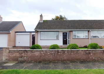 Thumbnail 2 bed semi-detached bungalow for sale in Farbrow Road, Carlisle
