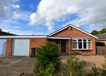 Thumbnail 2 bed bungalow for sale in Wilfred Gardens, Ashby-De-La-Zouch