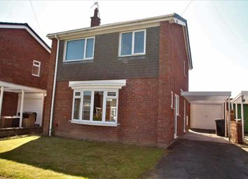 Thumbnail 3 bed detached house for sale in Pen Y Cae Close, Gobowen, Oswestry