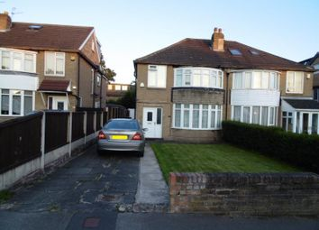 Thumbnail 3 bed property to rent in Carr Manor Road, Moortown, Leeds