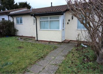 Thumbnail 2 bed semi-detached bungalow for sale in Tegfan, Abergele