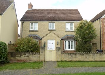 Thumbnail 4 bed detached house for sale in Phoebe Way, Oakhurst, Swindon