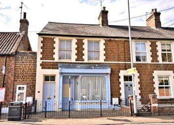 Thumbnail 3 bed terraced house for sale in Heacham Bottom, Lynn Road, Snettisham, King's Lynn