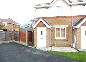 Thumbnail 2 bed town house to rent in Evans Street, Ashton-Under-Lyne