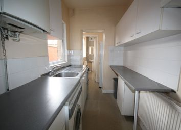 Thumbnail 2 bed terraced house to rent in Ridley Street, Leicester LE3, West End