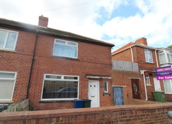 Thumbnail 2 bed semi-detached house for sale in Oakfield Gardens, Newcastle On Tyne