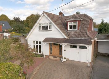 Thumbnail 4 bed detached house for sale in Butchers Lane, Mereworth, Maidstone