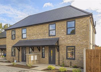 Thumbnail 4 bedroom semi-detached house for sale in Victoria Road, New Barnet, Hertfordshire