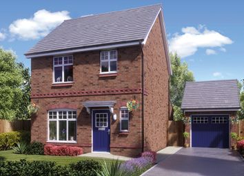 Thumbnail 3 bed detached house for sale in Ngv Off Broad Lane, Liverpool, Merseyside