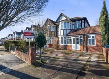 Thumbnail 4 bed end terrace house for sale in Kenmore Avenue, Harrow, Middlesex