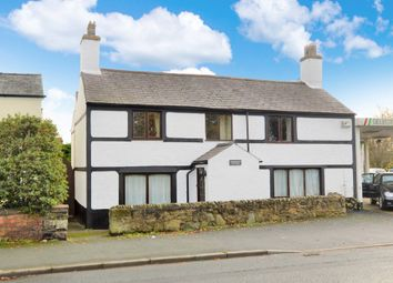 Thumbnail 4 bed cottage for sale in Chester Road, Rossett, Wrexham