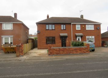 Thumbnail 3 bedroom semi-detached house for sale in Markham Street, Newstead Village, Nottingham