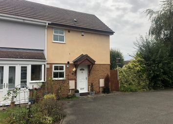 Thumbnail 2 bed semi-detached house to rent in Kerswell Drive, Shirley, Solihull