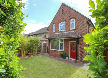 Thumbnail 3 bedroom detached house for sale in Frimley Road, Camberley, Surrey