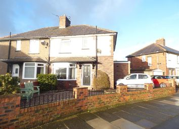 3 bed semi-detached house for sale in Greystone Road, Carlisle CA1