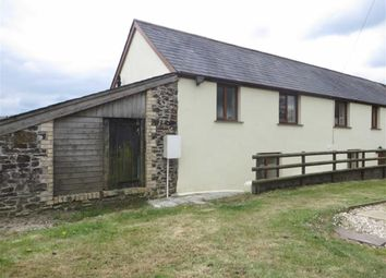 Thumbnail 3 bed barn conversion to rent in Shebbear, Beaworthy