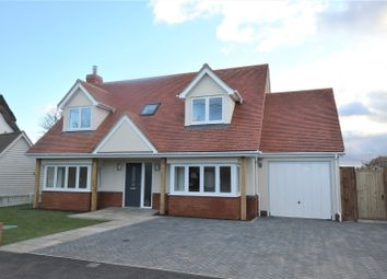Thumbnail 4 bed detached house for sale in School Lane, Takeley, Bishop's Stortford