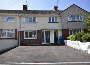 Thumbnail 3 bed terraced house to rent in Lincoln Close, Keynsham, Bristol