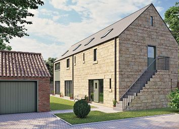 Thumbnail 5 bed detached house for sale in Highfield Farm, Palterton, Chesterfield