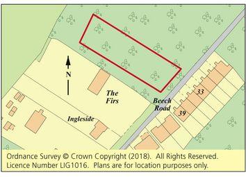 Thumbnail Property for sale in Plot D, Beech Road, Biggin Hill, Westerham, Kent