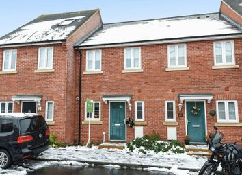 Thumbnail 2 bedroom terraced house to rent in Pluto Way, Aylesbury