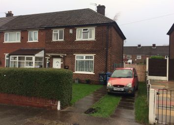 Thumbnail 3 bed end terrace house for sale in Winchester Road, Eccles, Manchester