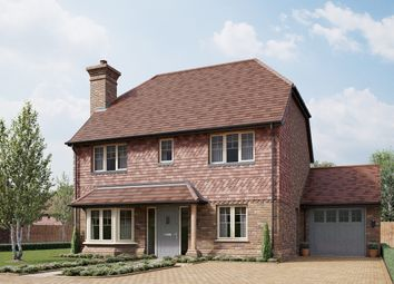 Thumbnail 4 bed detached house for sale in Lime At Riverbourne, Elm Avenue, Chattenden