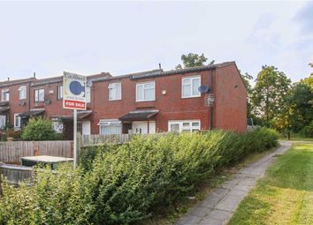 Thumbnail 3 bed end terrace house for sale in Walbrook Avenue, Central Milton Keynes, Milton Keynes, Bucks