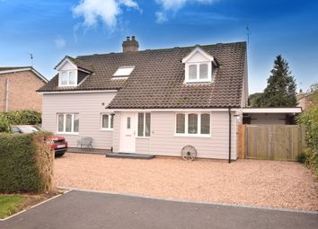 Thumbnail 4 bed detached house for sale in Cherry Tree Road, Woodbridge