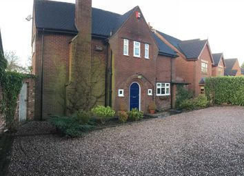 Thumbnail 3 bed detached house to rent in Hunters Lodge, Leadendale Lane, Rough Close, Stoke-On-Trent