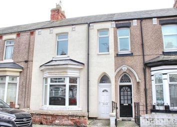 Thumbnail 3 bed terraced house for sale in Collingwood Road, Hartlepool