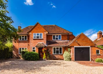 Thumbnail 4 bedroom detached house for sale in Fairfield, Pangbourne On Thames