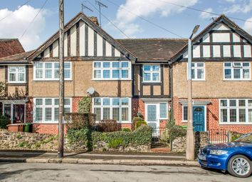 Thumbnail 3 bed terraced house for sale in Rudolph Road, Bushey
