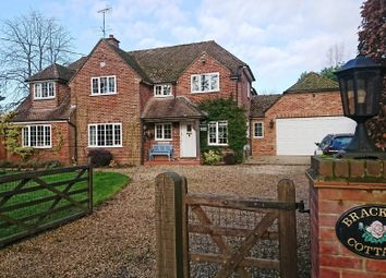 Thumbnail 4 bed detached house for sale in Brackley Avenue, Hartley Wintney