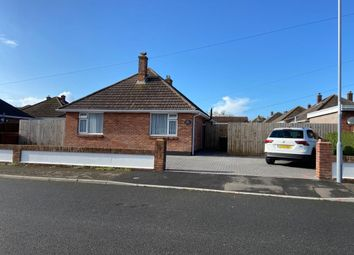 Thumbnail 3 bed detached bungalow for sale in Littleview Road, Weymouth
