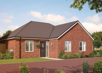 "Thumbnail 3 bed bungalow for sale in ""The Bishopton"" at Great Melton Road, Hethersett, Norwich"