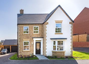 Thumbnail 4 bed detached house for sale in The Holden, Plot 123 Kingfisher Meadows, Burford Road, Witney, Oxfordshire